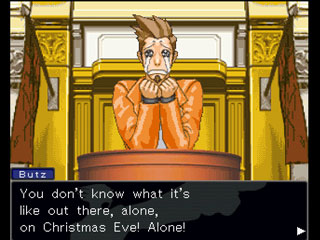 Almost Christmas Means It Wasnt Christmas.Videogame Recaps Recaps Phoenix Wright Ace Attorney